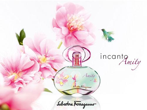 น้ำหอมกลิ่นดอกไม้ Salvatore Ferragamo Incanto Amity