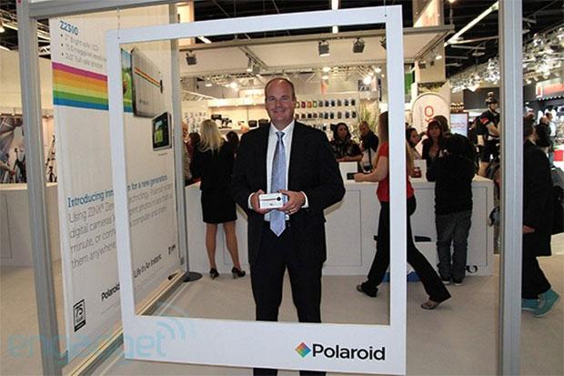 Scott W. Hardy - Polaroid CEO