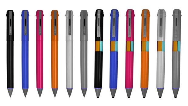 Scribble ปากกาดูดสี