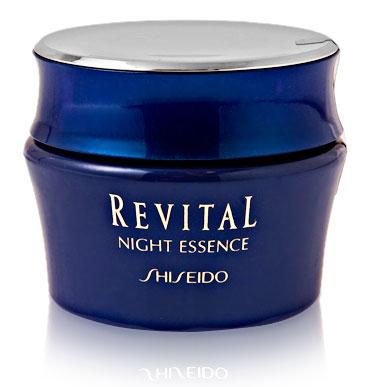 ครีมบำรุงผิวตอนกลางคืน Shiseido Revital Night Essence