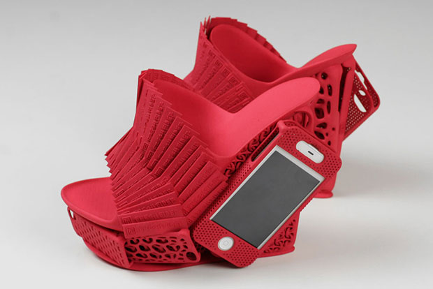 iPhone Mashup Shoes