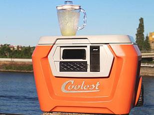 Cooler Coolest กระติกน้ำแข็ง สารพัดประโยชน์