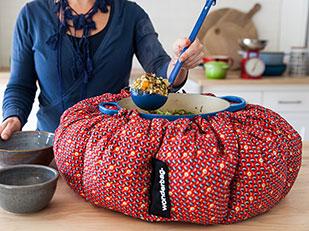 กระเป๋าทำอาหาร ไม่ใช้ความร้อน ไม่ใช้ไฟฟ้า Wonderbag
