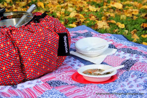 กระเป๋าทำอาหาร ไม่ใช้ความร้อน ไม่ใช้ไฟฟ้า