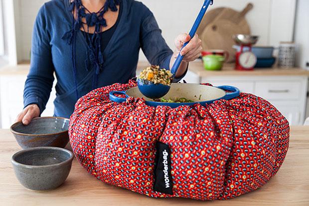 กระเป๋าปรุงอาหาร ไม่ใช้ไฟฟ้า ไม่ใช้ความร้อน
