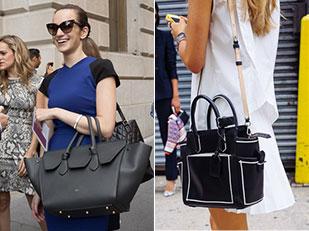 กระเป๋า New York Fashion Week Spring Summer 2015