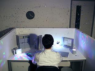 ของใช้สำนักงานคลายเครียด Desktop Firework