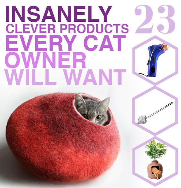 ของใช้แมว