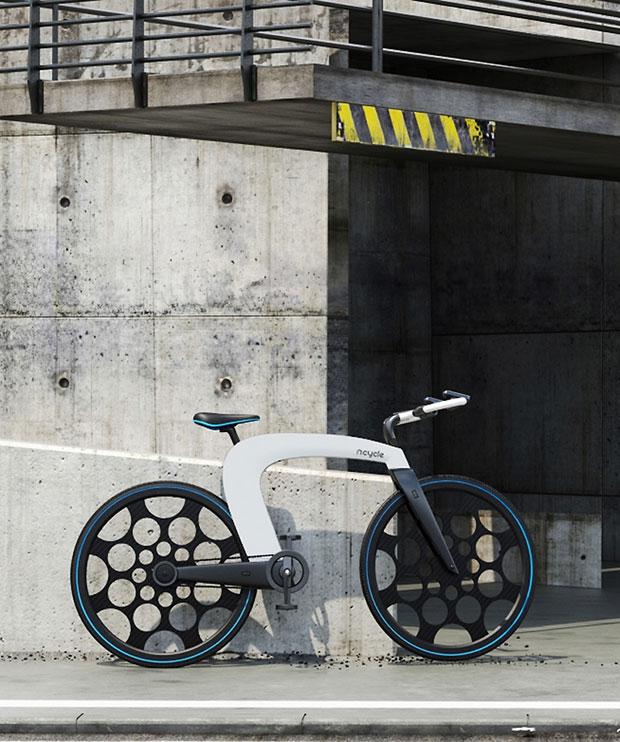จักรยานรุ่นใหม่ nCycle