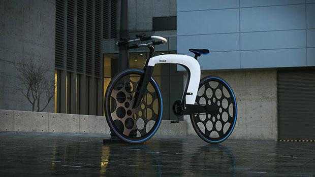 จักรยาน nCycle