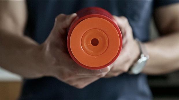 ถ้วยกาแฟปัดไม่ล้ม Mighty Mug
