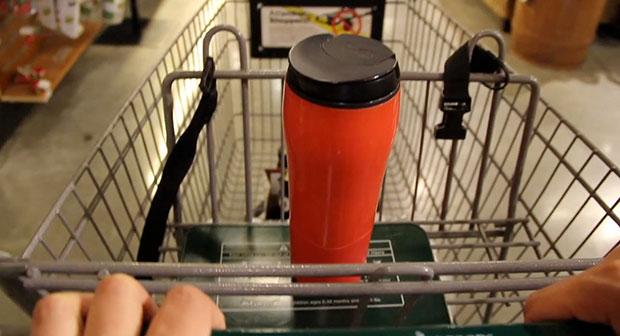 ถ้วยกาแฟไม่มีวันล้ม Mighty Mug