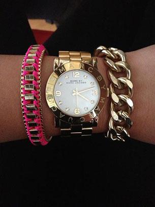 นาฬิกา Marc Jacobs