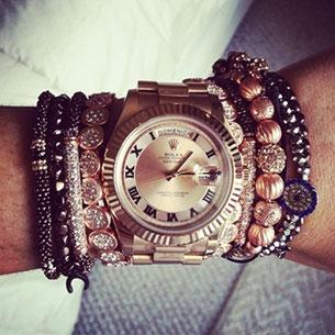 นาฬิกา RoLex สร้อยข้อมือ