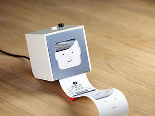 ปริ้นเตอร์จิ๋ว Little Printer