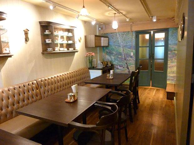 ร้านอาหาร Tiny Cup Cafe