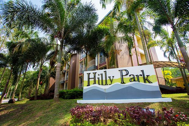 ห้องพัก Hilly Park