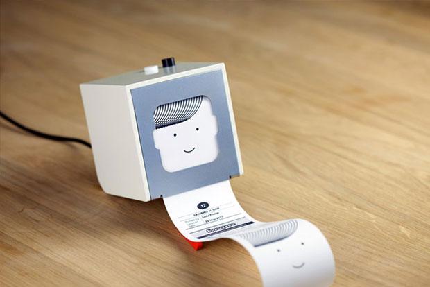 เครื่องพิมพ์ขนาดจิ๋ว