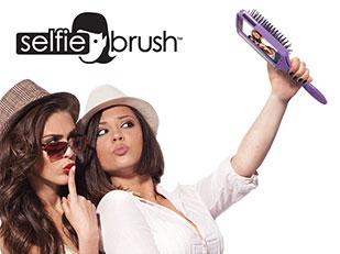 เคสไอโฟนหวี Selfie Brush