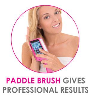 เคส iPhone หวี Selfie Brush