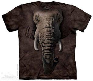 เสื้อยืด ช้าง