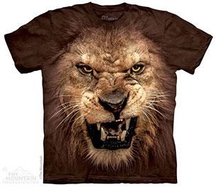 เสื้อยืด สิงโต