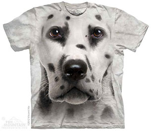 เสื้อยืด หมา ดัลเมเชียน