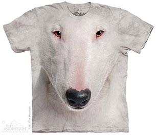 เสื้อยืด หมา บูลเทอเรียร์