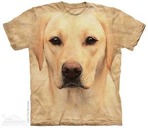 เสื้อยืด หมา ลาบราดอร์