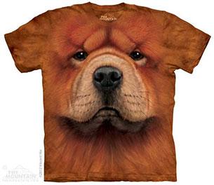เสื้อยืด หมา เชาเชา