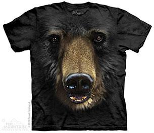 เสื้อยืด หมี