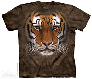 เสื้อยืด เสือ