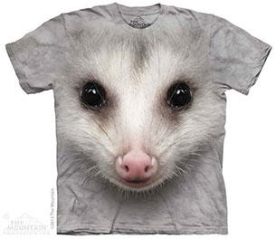 เสื้อยืด Opossum