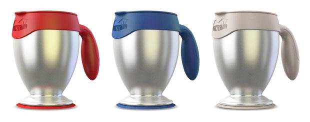 แก้วกาแฟไม่มีวันล้ม Mighty Mug