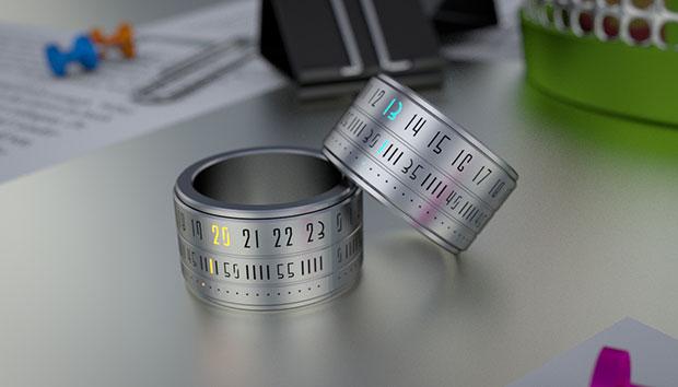 แหวนนาฬิกา