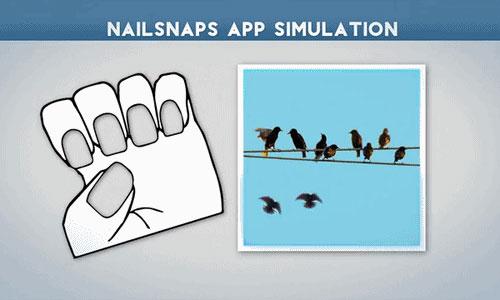 แอพ Nailsnaps