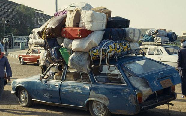 แอฟริกา รถยนต์ขนของ เกินขนาด