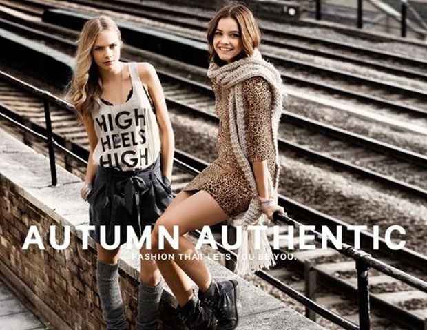 H&M Authentic Collection