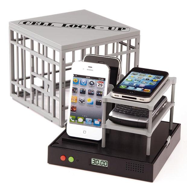 Cell Lock-Up กรงขังมือถือ