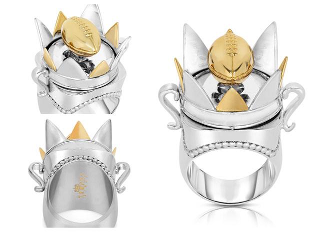 Crown Ring - KickStarter Edition