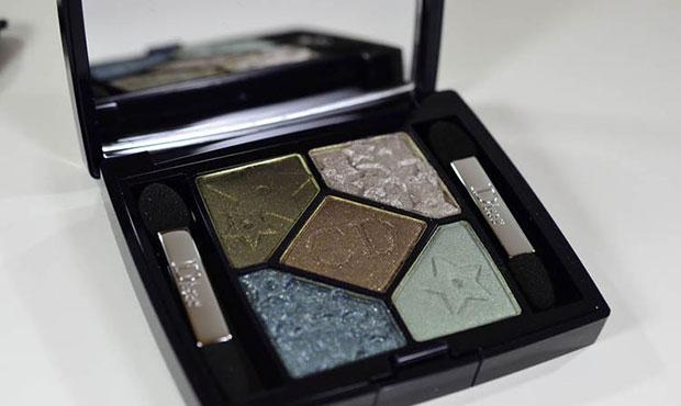 Dior bonne etoile eye shadow palette