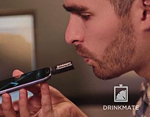 DrinkMate เครื่องเป่าวัดปริมาณแอลกอฮอล์