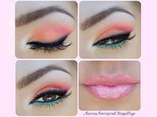 Eye Makeup - Fresh Spring