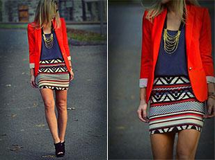 Fashion Aztec