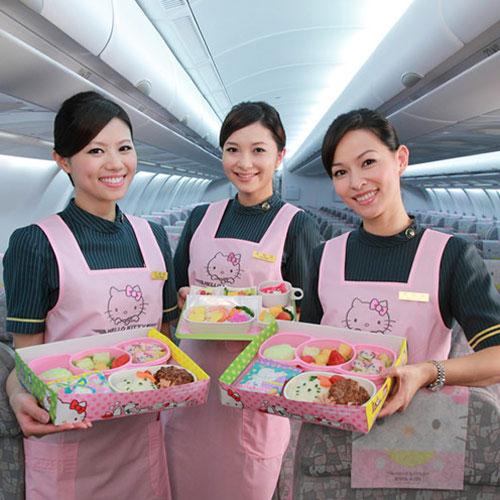 อาหารบนเครื่องบิน