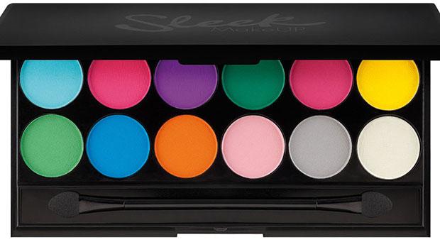 I-divine makeup palette
