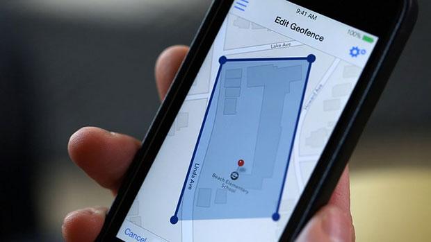 Iota แอพ GPS ติดตามตัว