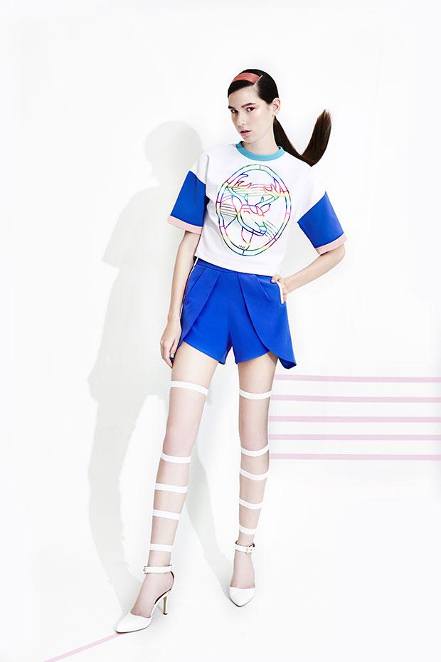 Marihorn - Winnie Top, Lena Sky Pants - เสื้อผ้าแฟชั่น