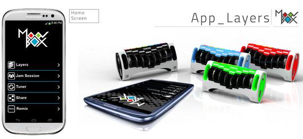 MoovBox - แอพ