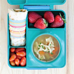 OmieBox กล่องข้าวสำหรับเด็ก น้ำซุป